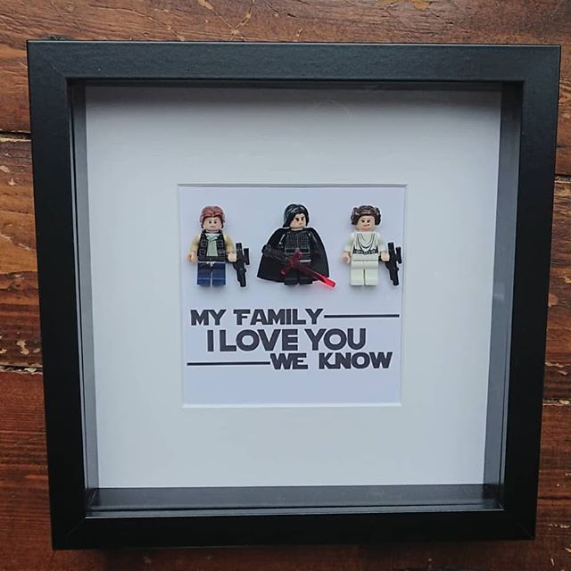 A family frame - star wars style ♡__What says happy fathers day more ♡ ._._.jpg