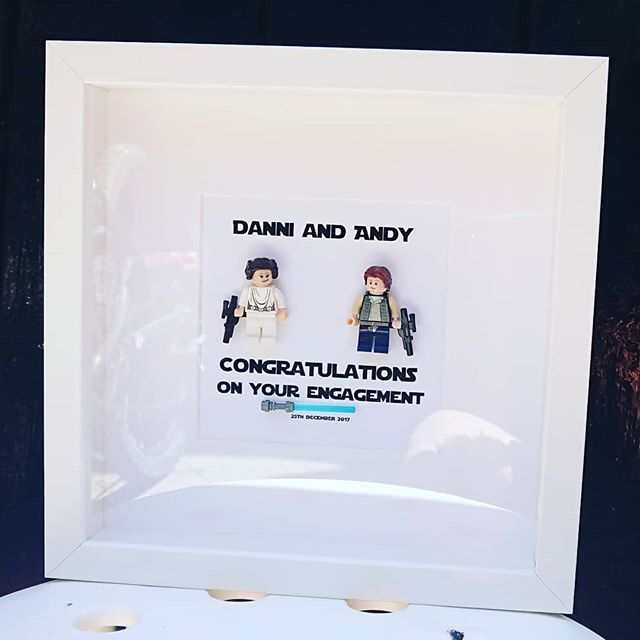 The perfect personalised engagement gift
