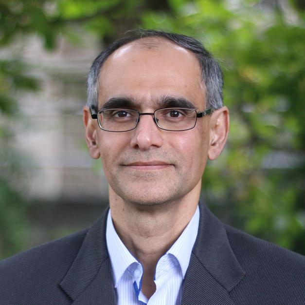 Prof K. Siddiqui (Canada)
