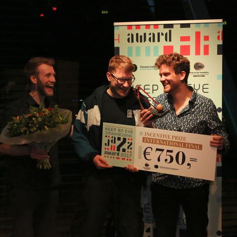 Hardvösch Thoralfson Trio 3rd Price at Keep an Eye