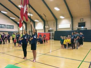 Den store Gymnastikopvisning