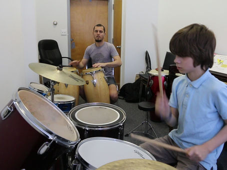 Drum Lessons for Kids- Philadelphia (Online and In-Person)