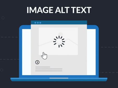 Afbeelding Alt tekst voor SEO in 2021