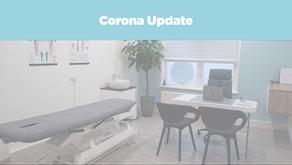 Update Coronamaatregelen