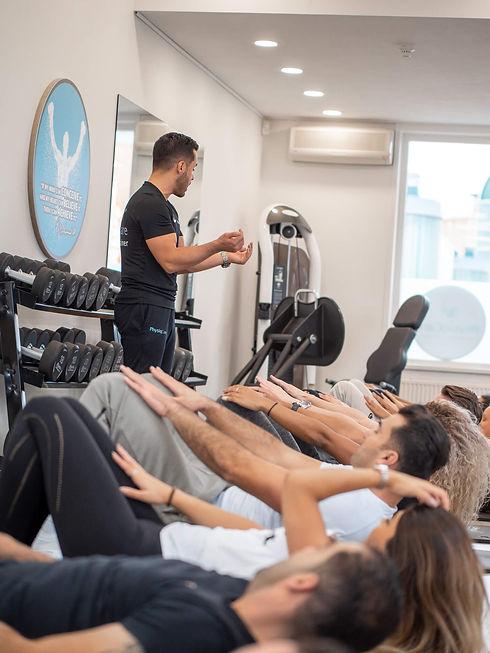 Groepstraining in Trainingzaal in Zoetermeer door Personal Trainer