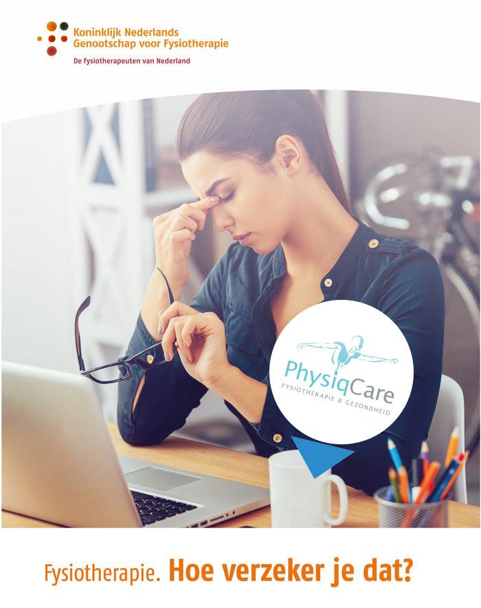 Aanvullende Fysiotherapie verzekering