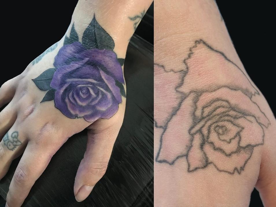 Rework  Rose Main