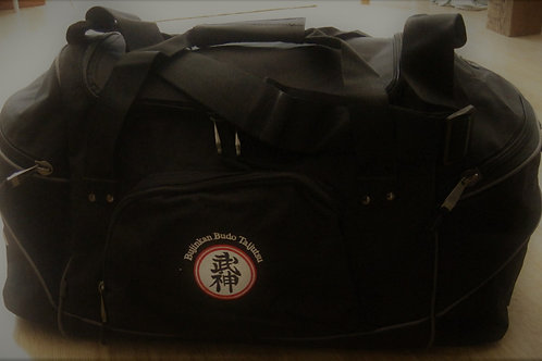 Bujinkan dojo kit bag