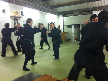 Ninja training - what to expect