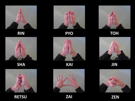 Hands of the Ninja