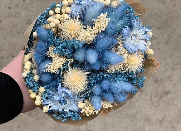 Bouquet blau