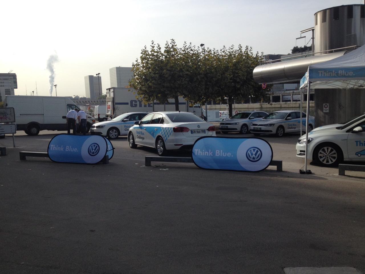 Lancement Passat Hybride Volkswagen
