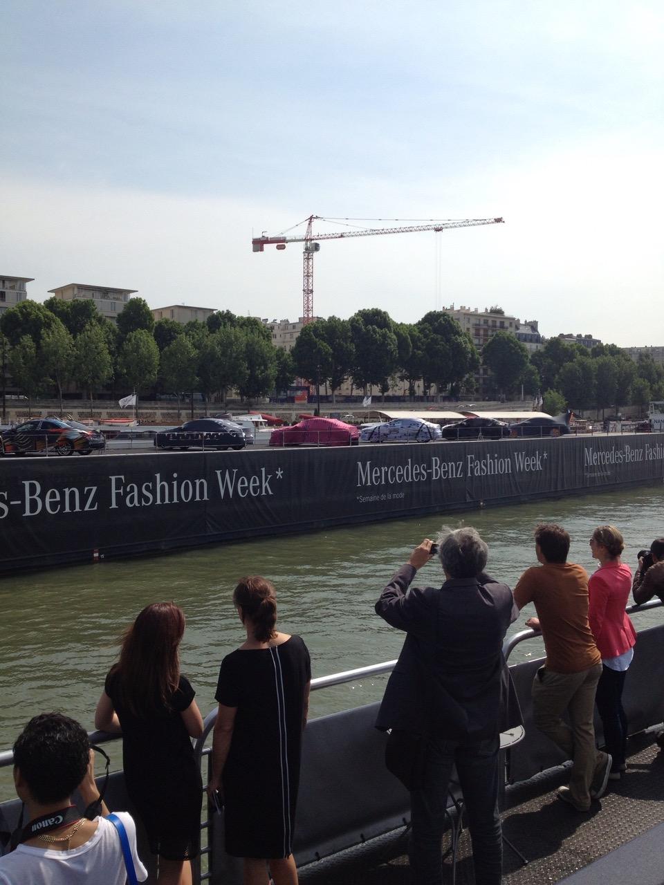 Mercedes Fashion Week