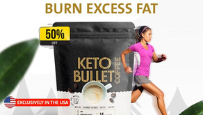 Exclusively in USA | Keto Bullet helps burn up to 30 pounds of fat