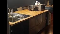 Convenient kitchenette