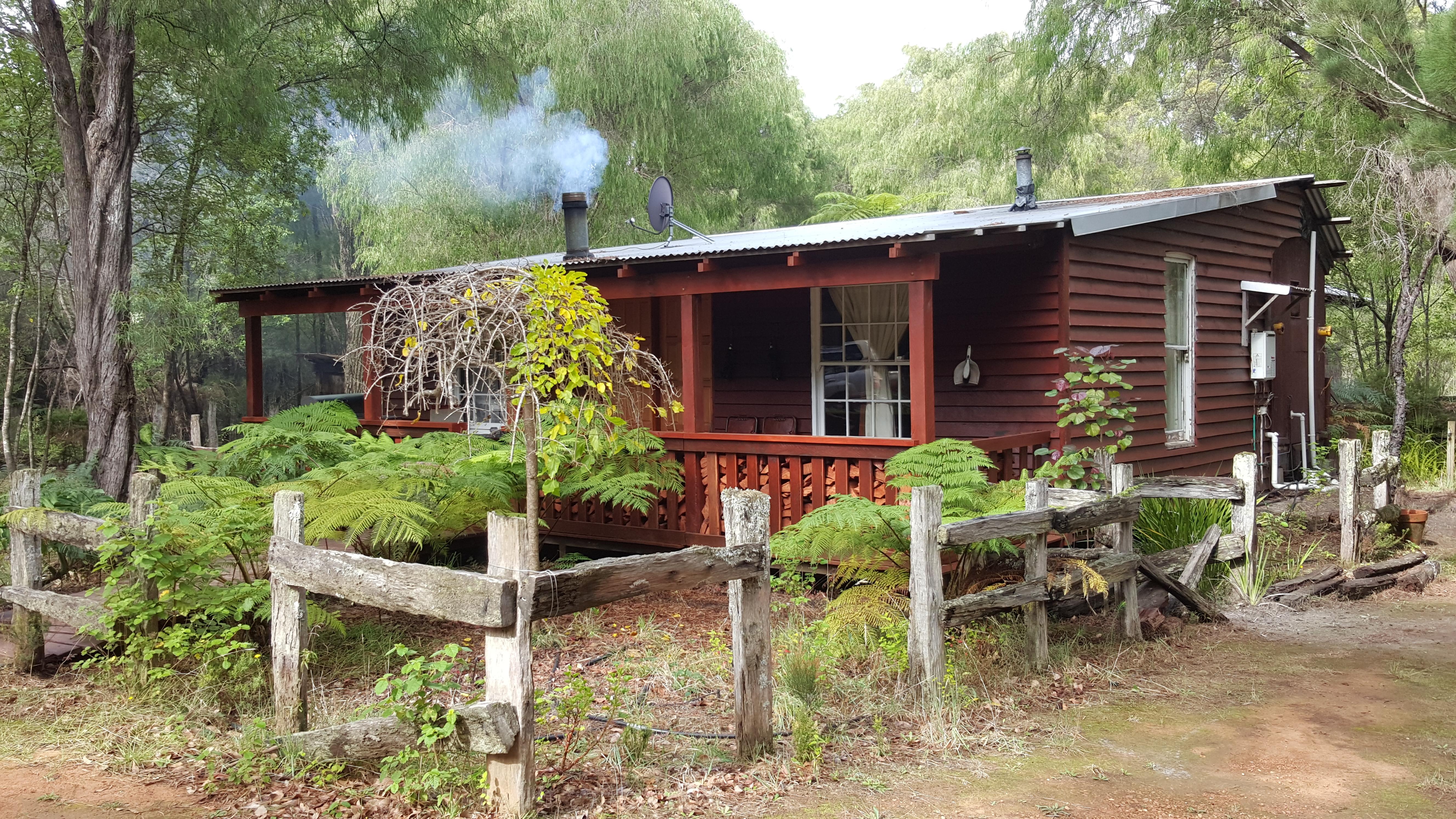Mudstone Spa Retreat 313
