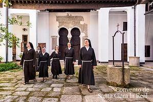 Comunidad Hermanas Clarisas Madridejos Toledo
