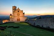 Basilica en Asís