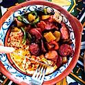 Déjeuner Portugais (avec viande)
