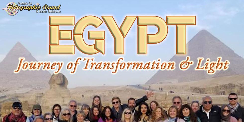 EGYPT 2021 - Journey of Transcendence & Light