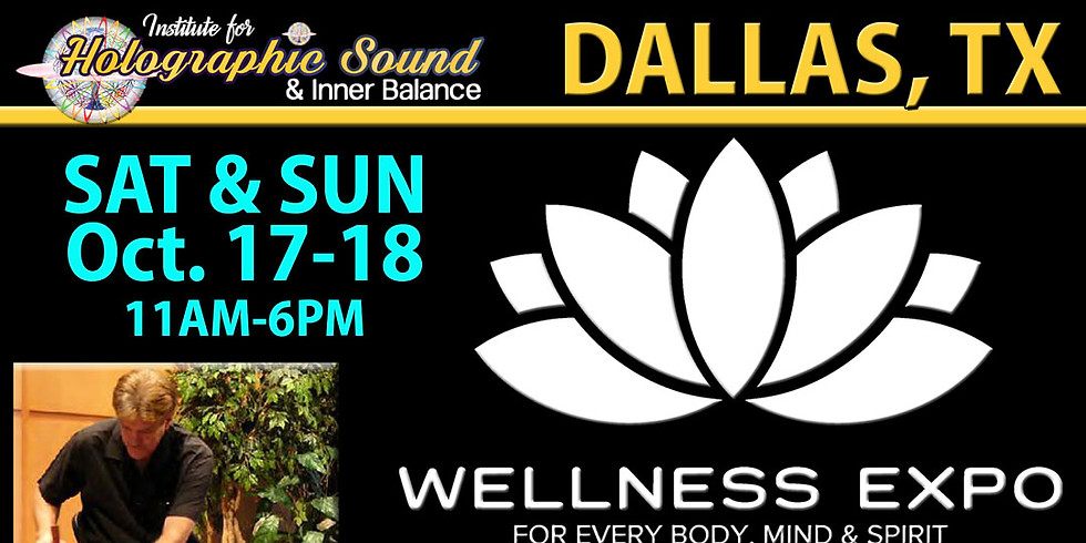 The Wellness EXPO - IRVING, TX