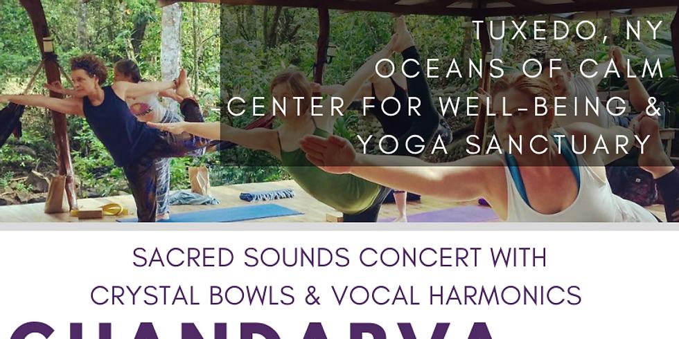 The Ghandarva Experience: A Sacred Sound Concert - Tuxedo, NY