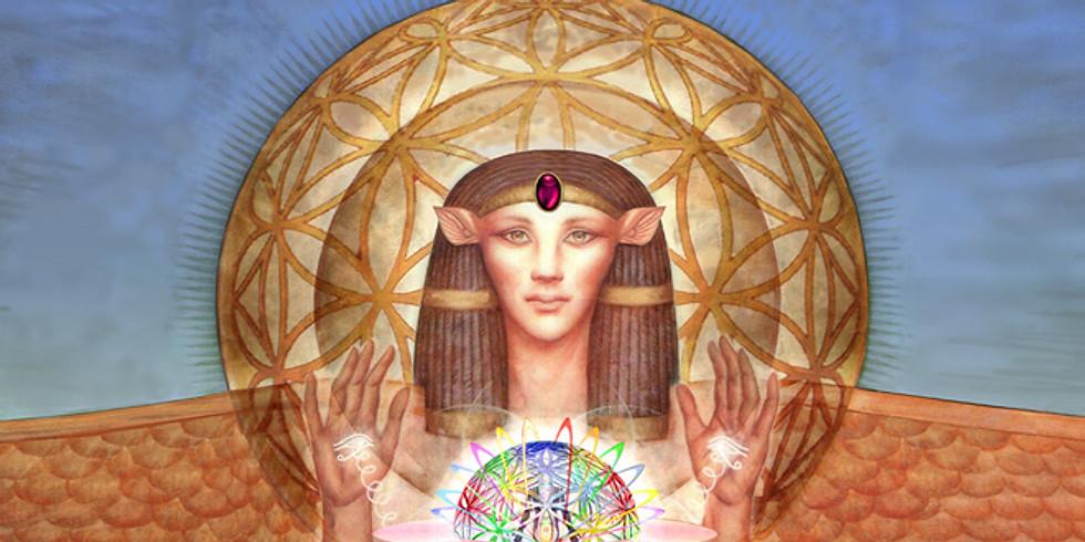Egyptian Alchemy High Heart Consciousness Workshop - Sudbury, MA