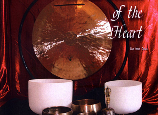 Sacred Sounds of the Heart (CD or USB)
