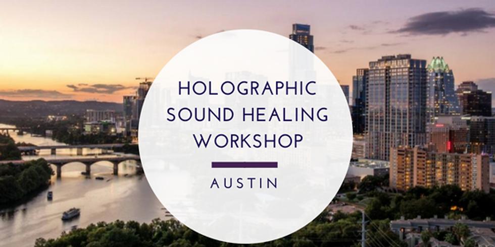 Holographic Sound Healing Certification - AUSTIN, TX (1)
