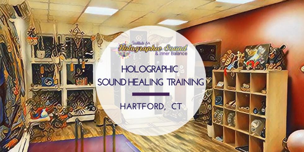 Holographic Sound Healing TRAINING/WORKSHOP - HARTFORD, CT