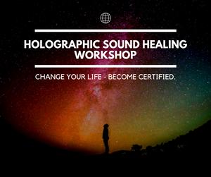 Holographic Sound Healing Training