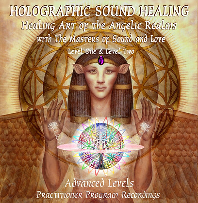 Level 1&2 Holographic Sound (Set of 4 CDs or USB)
