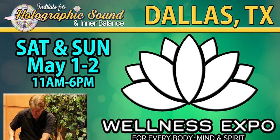 The Wellness EXPO - GRAPEVINE / DALLAS, TX