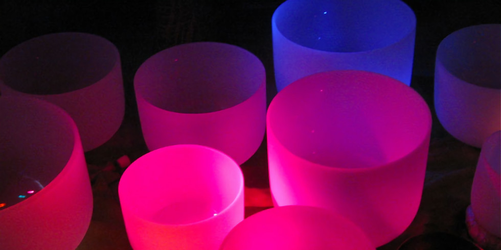 Sound Healing and the Mastery of Crystal Singing Bowls