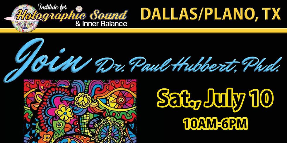 Holistic Festival of Life & Wellness - DALLAS / PLANO, TX