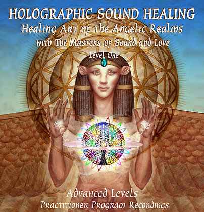 Level 1 Holographic Sound (Set of 2 CD's or USB)