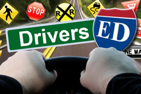 18-24yr old ADULT 6 HOUR DRIVER EDUCATION course