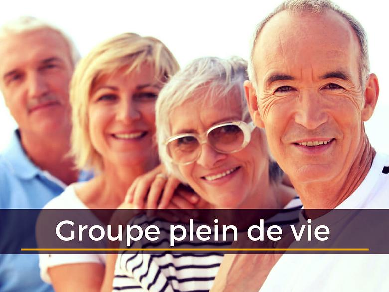 Eglise adD Mâcon / Groupe Aînés