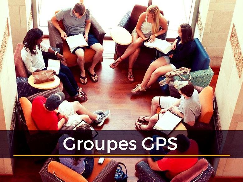 Eglise adD Macon / Groupes GPS