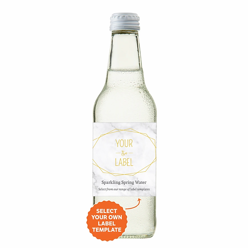 330ml Bottled Sparking Spring Water