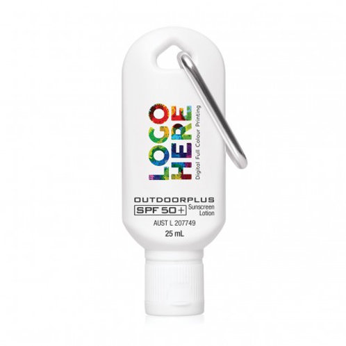 Carabiner Sunscreen 25ML SPF 50+