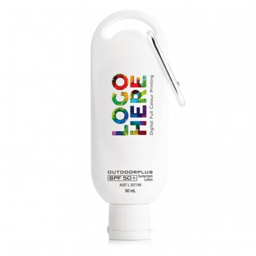 Carabiner Sunscreen 50ML SPF 50+