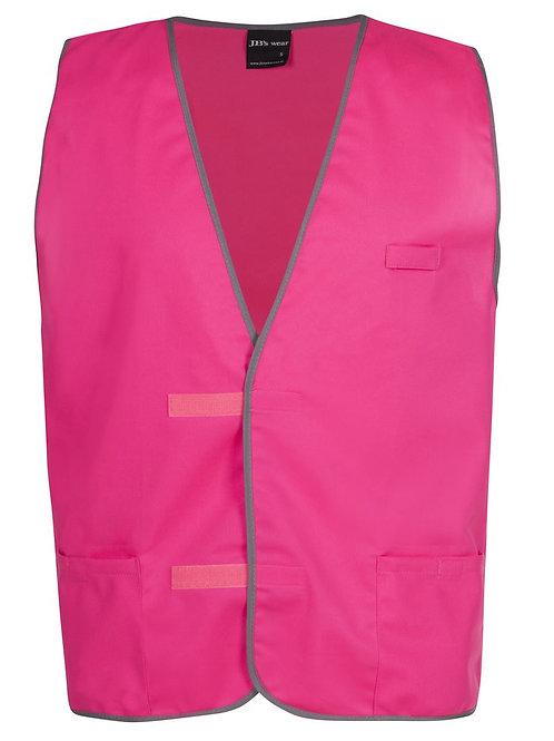 Coloured Tricot Vest