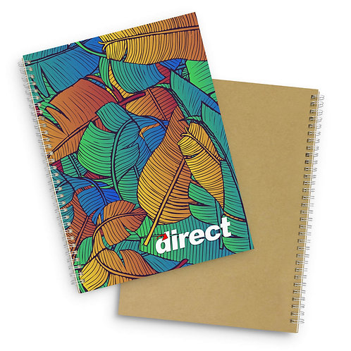 Lancia Full Colour Notebook Large