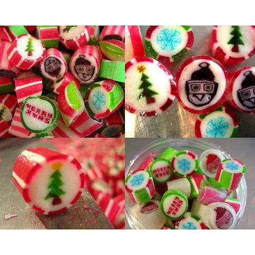 Bulk Christmas Rock Candy