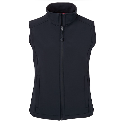 Layer Soft Shell Vest Womans