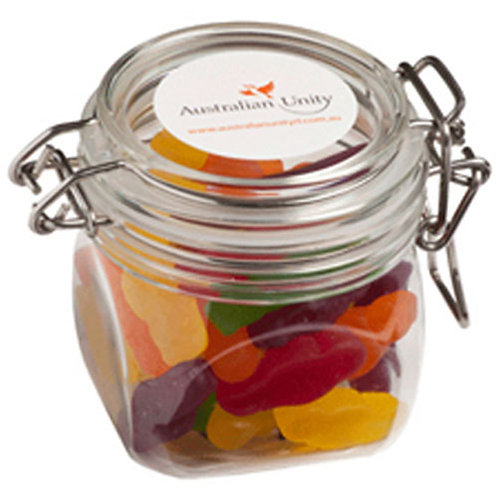 Canister with Jelly Babies