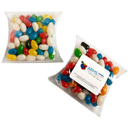 Jelly Bean Bags in Pillow Pack 100g
