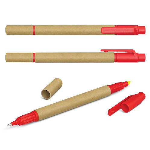 Eco Pen and Highlighter