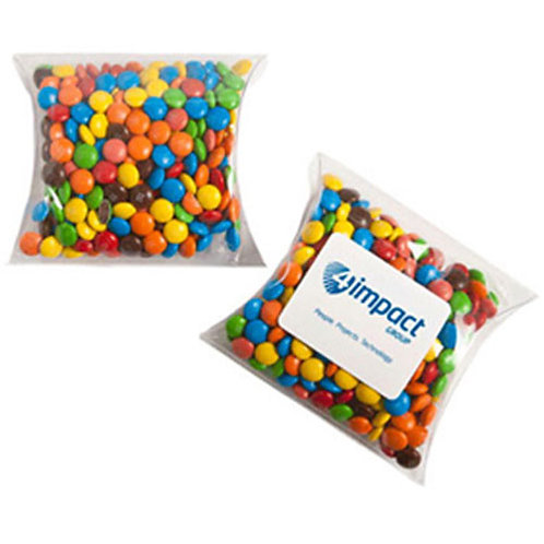 M&Ms in Pillow Pack 100g